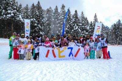 雪上運動会in二ノックス